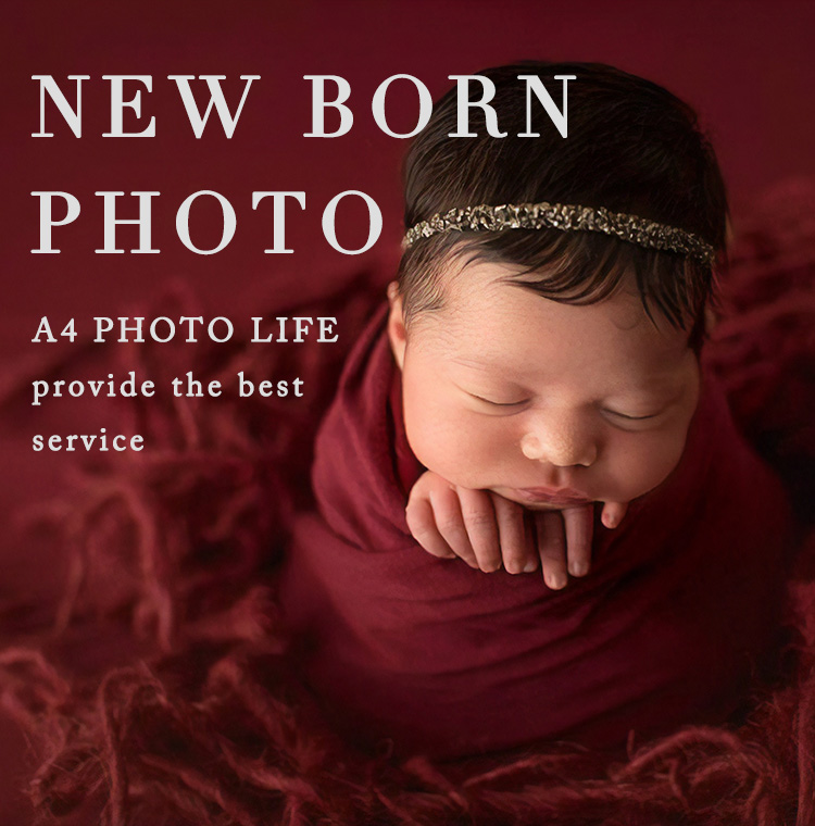 NEW BORN PHOTO A4 PHOTO LIFE provide the best service Important memories with baby